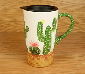 Eagan Cactus Travel Mug