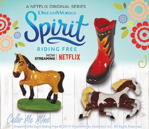 Eagan SPIRIT Riding Free