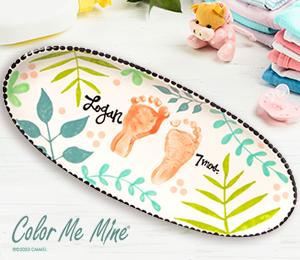 Eagan Tropical Baby Tray