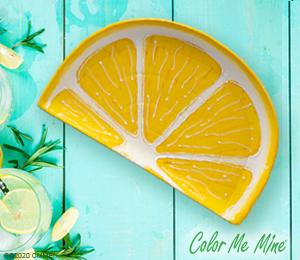 Eagan Lemon Wedge