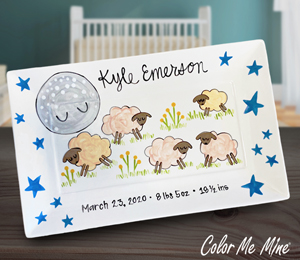 Eagan Baby Announcement