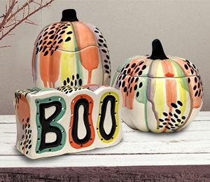 Eagan Drippy Pumpkin Box