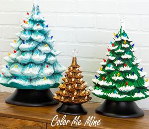 Eagan Vintage Christmas Trees