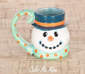 Eagan Snowman Mug