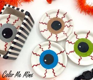 Eagan Eyeball Coasters
