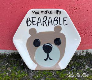 Eagan Bearable Plate