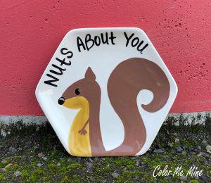 Eagan Squirrel Plate
