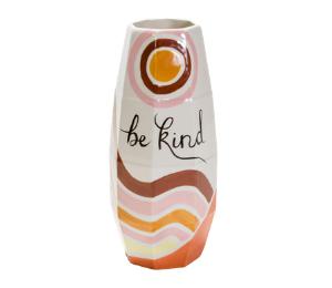 Eagan Be Kind Vase