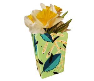 Eagan Leafy Vase