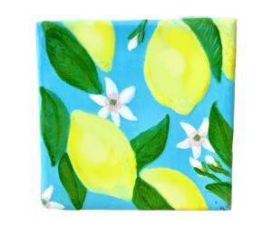 Eagan Lemon Square Tile