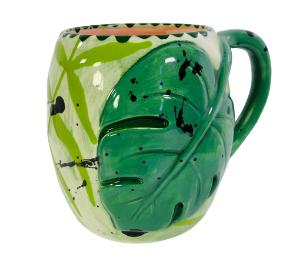 Eagan Monstera Mug
